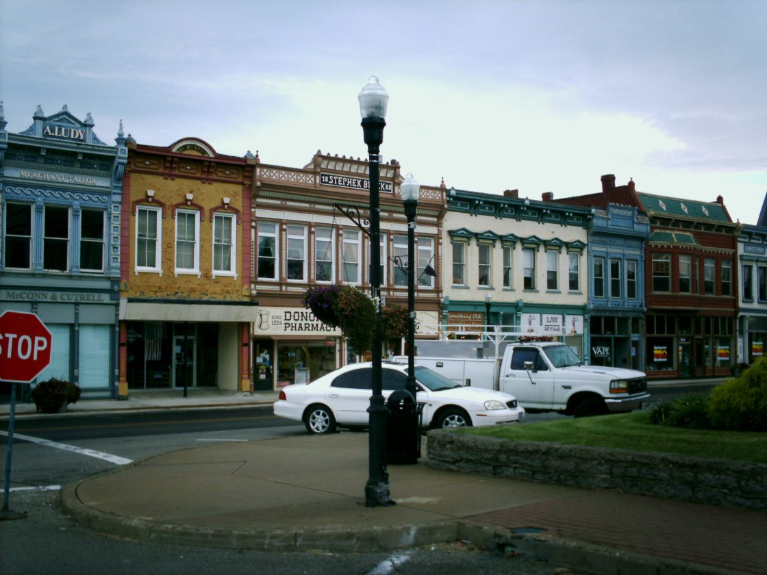 Georgetown - Brown County Ohio Historic Town