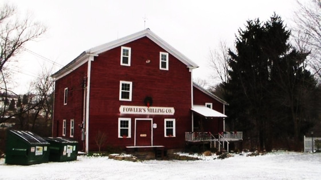 Fowlers Mills - Geauga County Ohio Historic Town