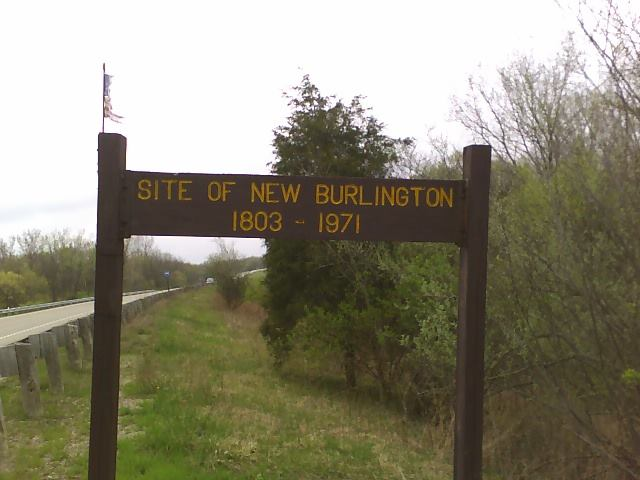 Clinton New Burlington rt 380