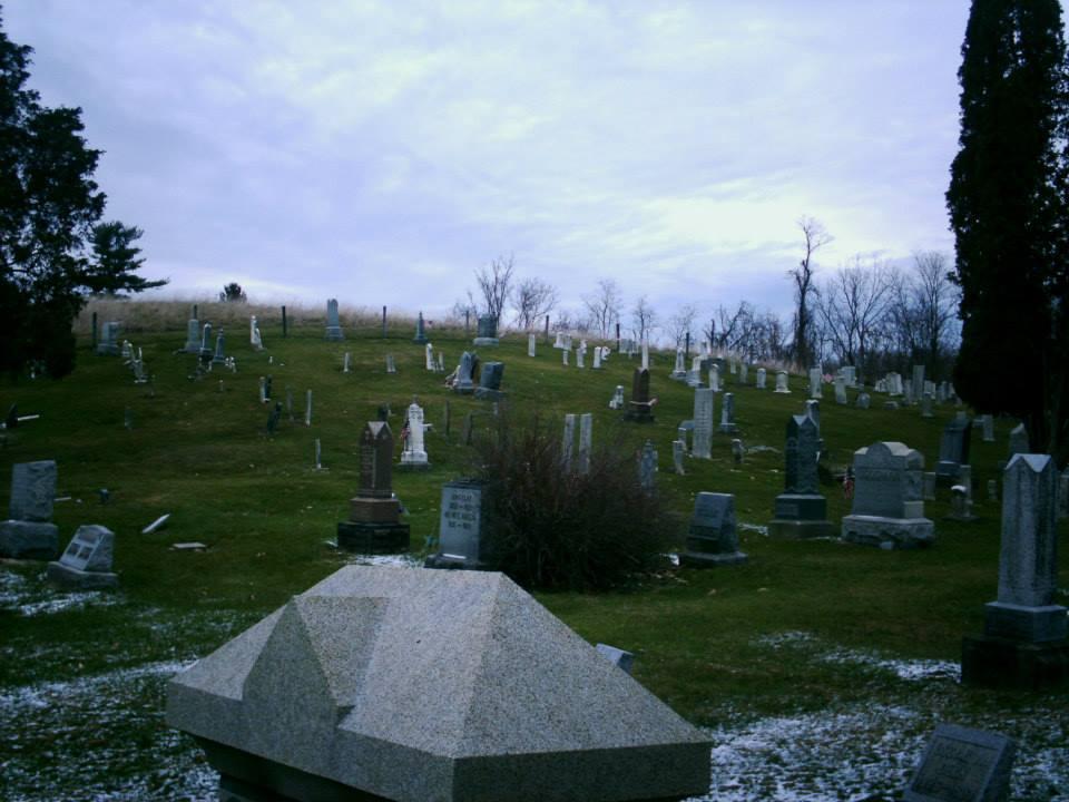 Belmont Sewellsville Cemetery