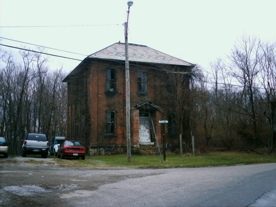 Sewellsville - Belmont County Ohio Semi-Ghost Town