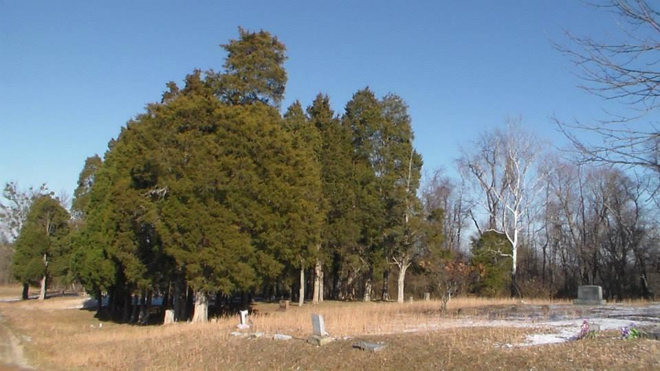 Blackfork Washington Furnace Cemetery